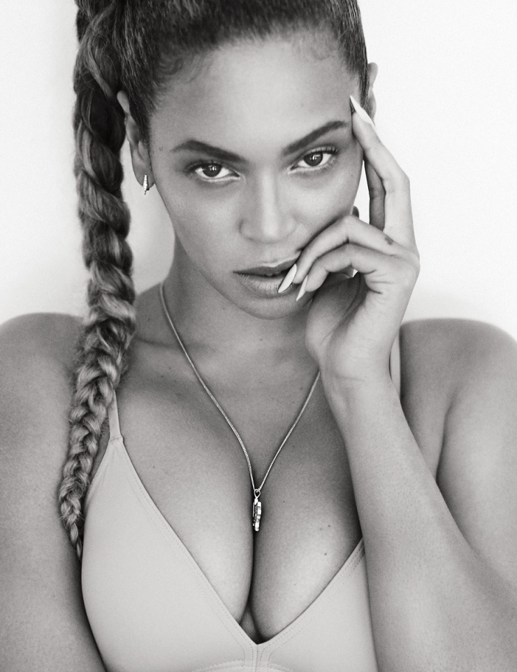 Beyonce by Robin Harper for Flaunt Magazine Fall 2015 (4)