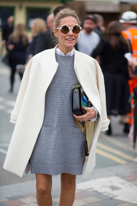 London fashion week spring 2016 street style 4 minimal Fashion street style pinterest