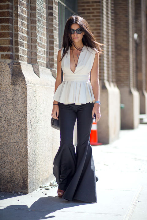 New York Fashion Week Spring 2016 Street Style 103