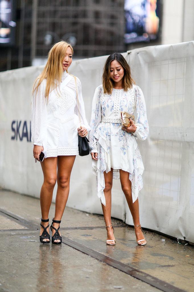 New York Fashion Week Spring 2016 Street Style 11