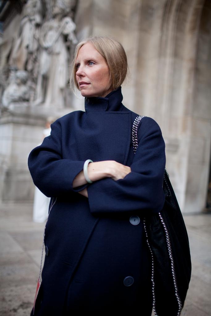 Paris Fashion Week Street Style Minimal Visual