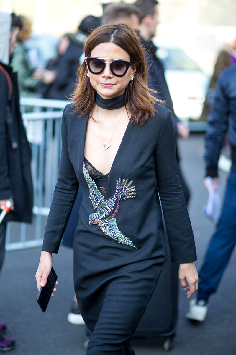 Paris Fashion Week Spring 2016 Street Style 51