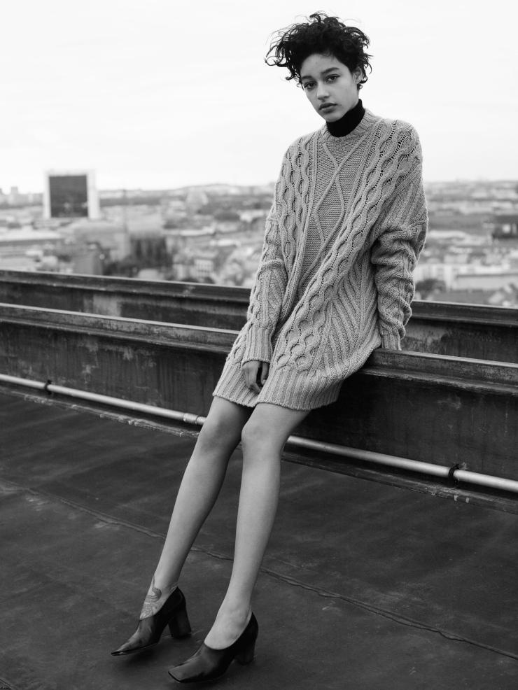 The Beat Generation by Karim Sadli for Vogue UK October 2015 (2)