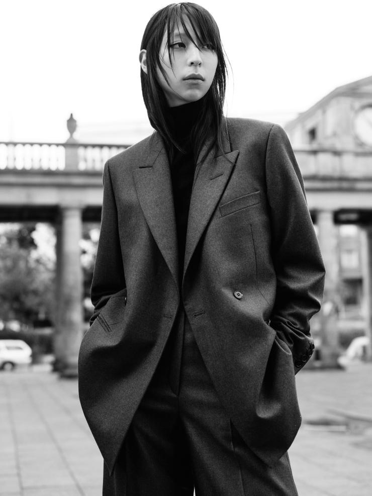 The Beat Generation by Karim Sadli for Vogue UK October 2015 (3)