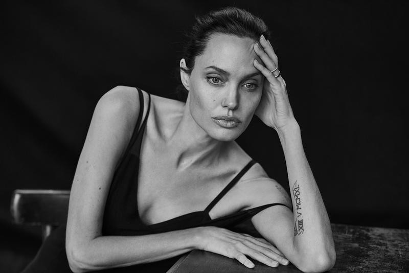 Angelina Jolie By Peter Lindbergh For WSJ Magazine November 2015 (2)