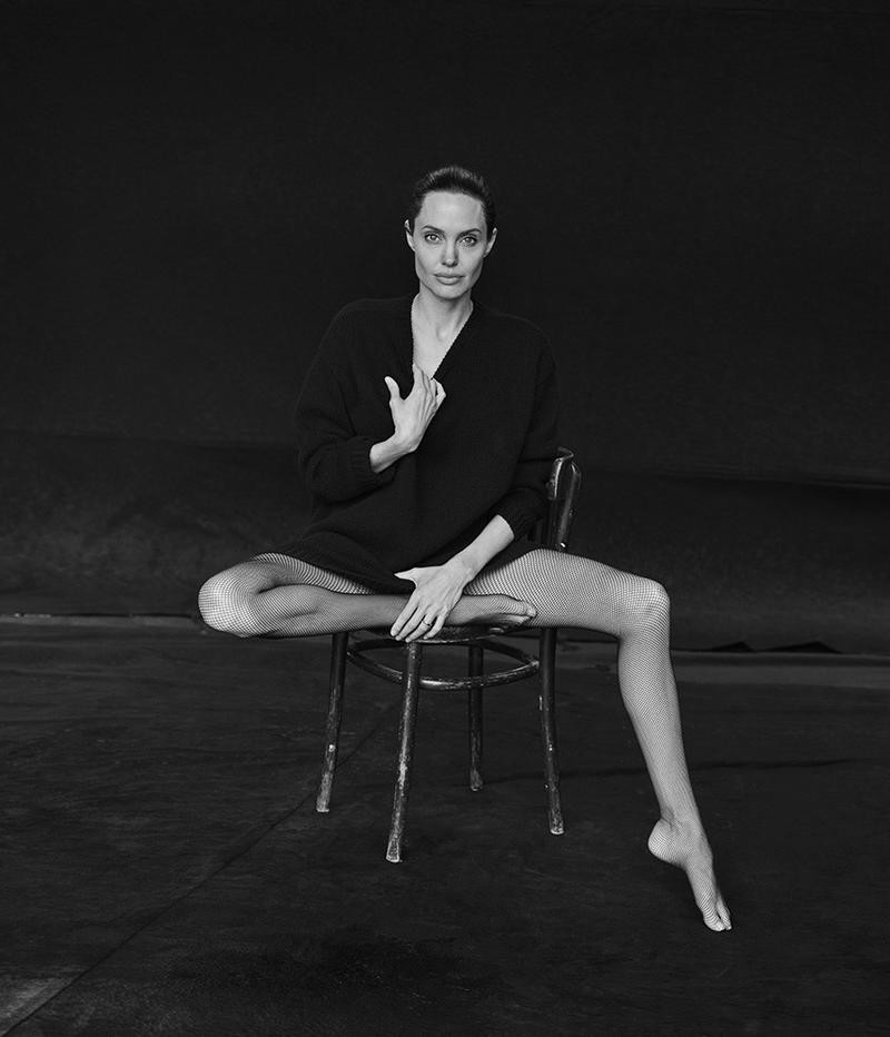 Angelina Jolie By Peter Lindbergh For WSJ Magazine November 2015 (4)