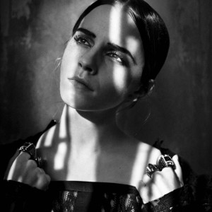 EMMA WATSON BY VINCENT PETERS FOR VOGUE ITALIA NOVEMBER 2015