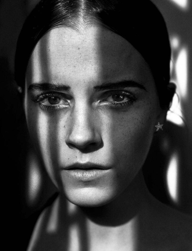 Emma Watson by Vincent Peters for Vogue Italia November 2015 (2)