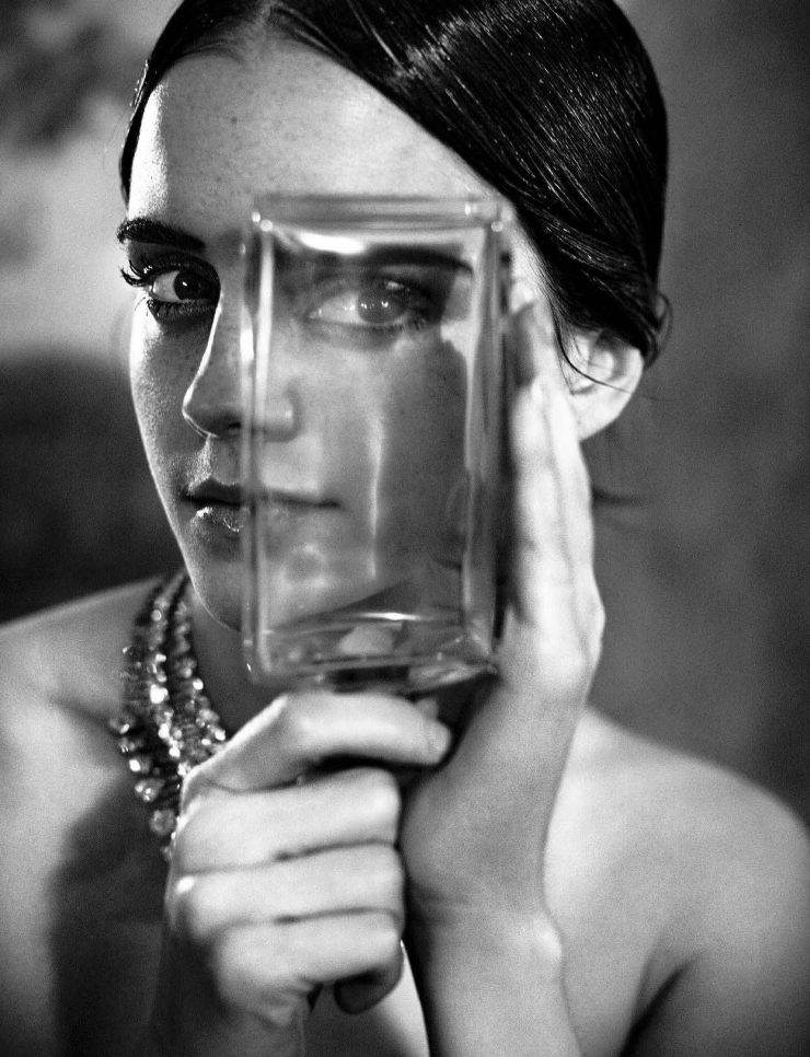 Emma Watson by Vincent Peters for Vogue Italia November 2015 (5)