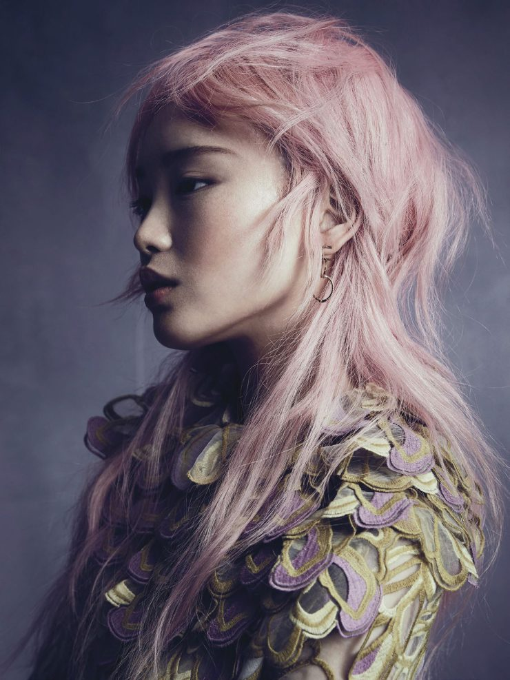Fernanda Ly by Nicole Bentley for Vogue Australia November 2015