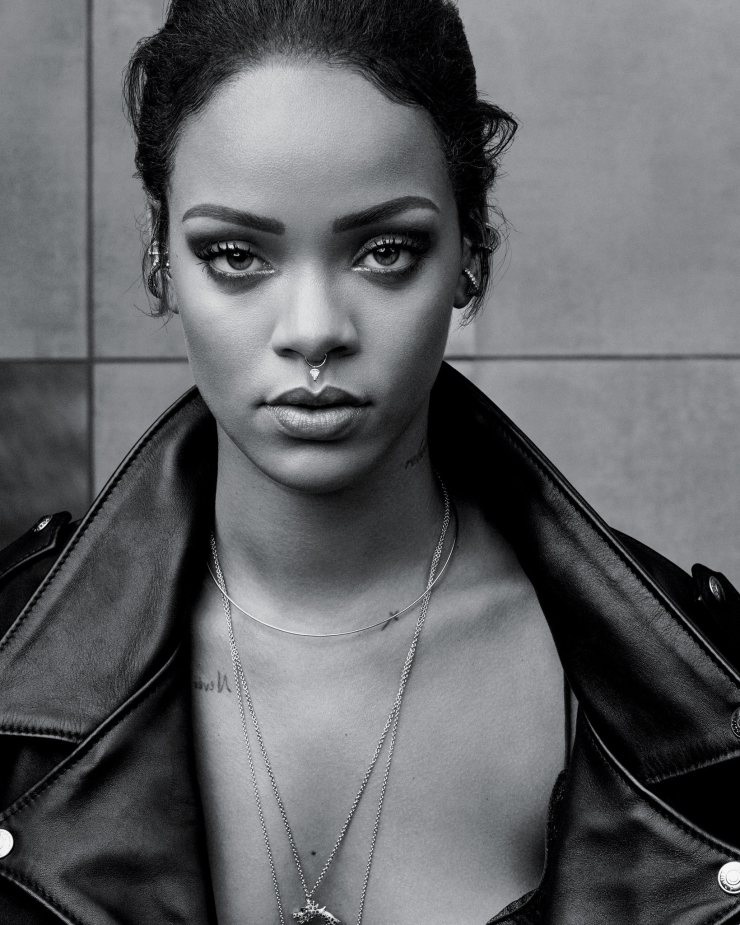 Rihanna by Craig McDean for The New York Times Style Magazine October 2015 (2)