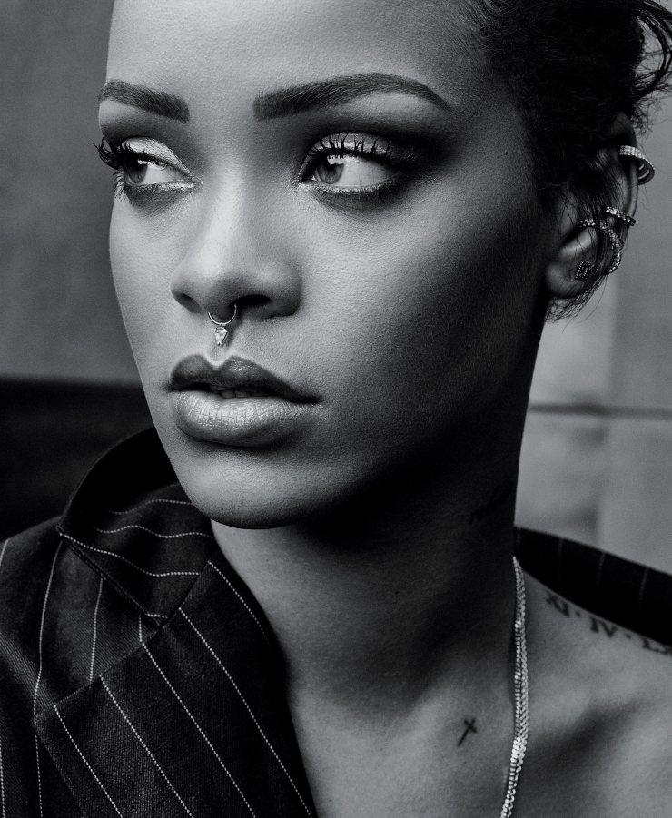 Rihanna by Craig McDean for The New York Times Style Magazine October 2015 (4)
