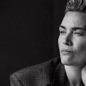 Androgynous Kate Winslet By Peter Lindbergh For L'uomo Vogue November 2015