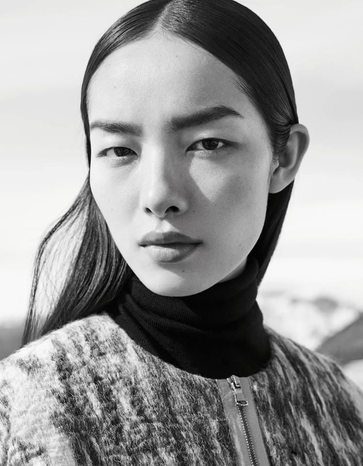Glacial COS Fall-Winter 2015 Ad Campaign Fei Fei Sun (1)