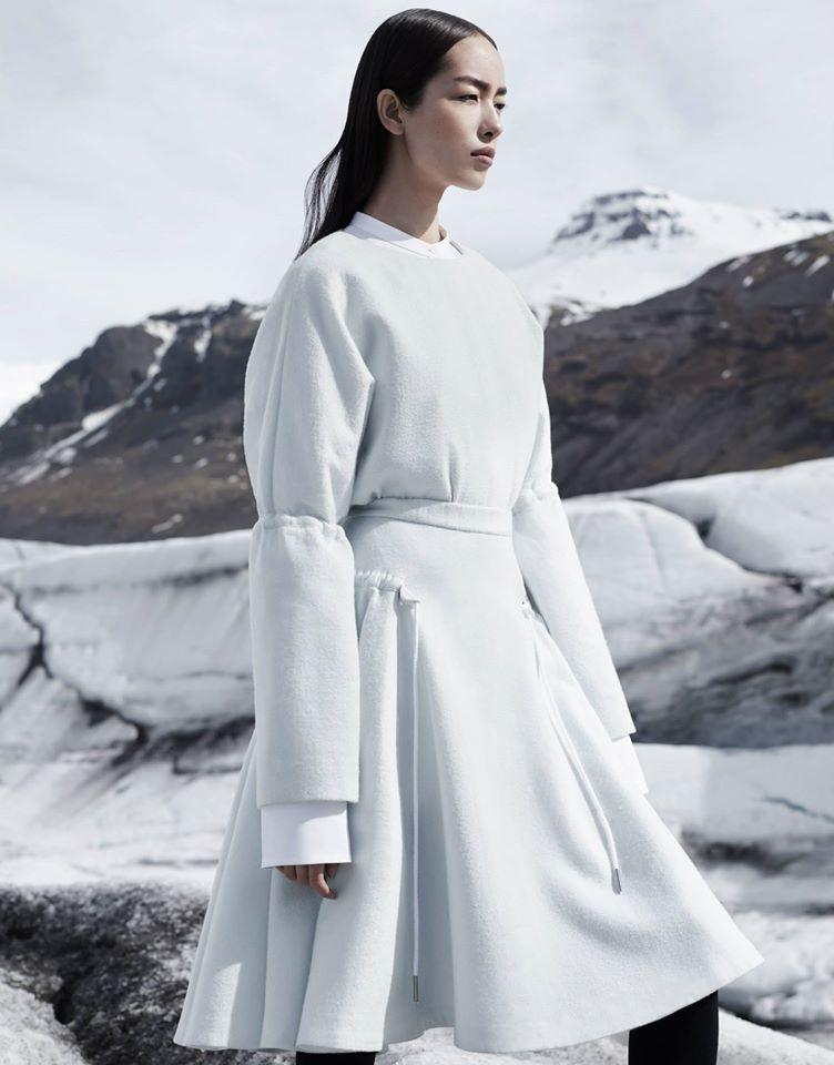 Glacial COS Fall-Winter 2015 Ad Campaign Fei Fei Sun (3)