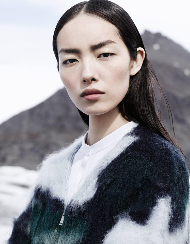 Glacial COS Fall-Winter 2015 Ad Campaign Fei Fei Sun (6)