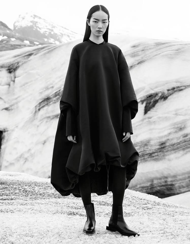 Glacial COS Fall-Winter 2015 Ad Campaign Fei Fei Sun (7)
