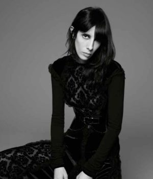 WHEN THE SUN GOES DOWN: JAMIE BOCHERT BY SOFIA MALAMUTE FOR VAMP MAGAZINE FALL-WINTER 2015