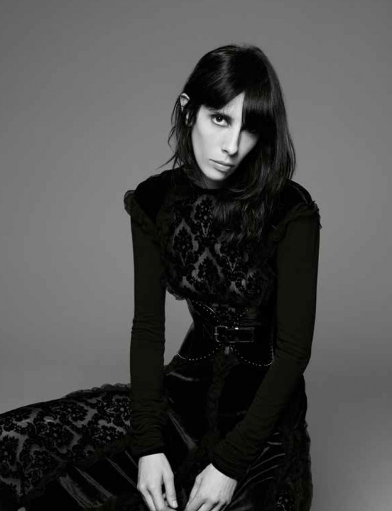 Jamie Bochert By Sofia Malamute For Vamp Magazine Fall-Winter 2015 (10)