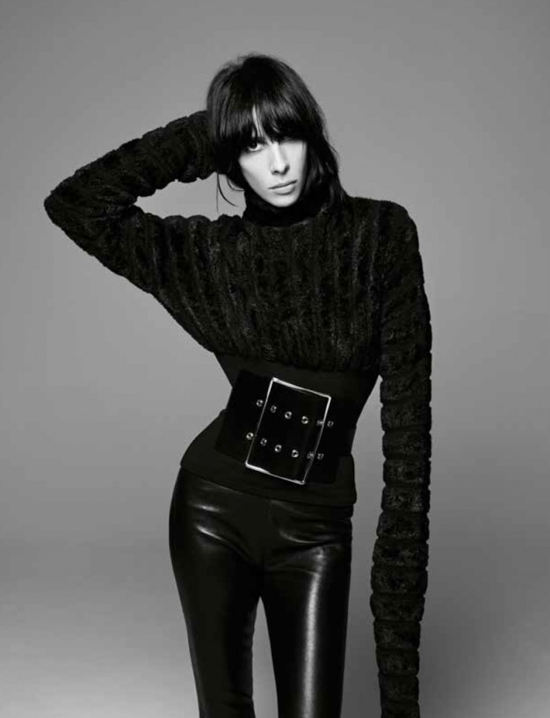 Jamie Bochert By Sofia Malamute For Vamp Magazine Fall-Winter 2015 (12)