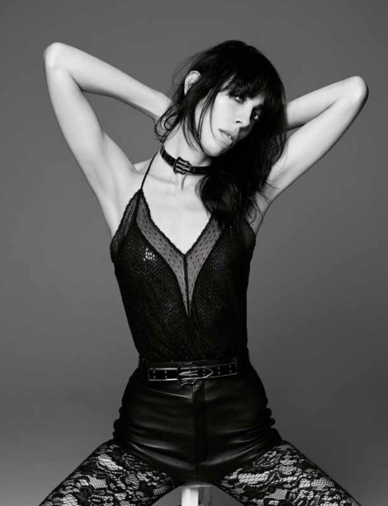 Jamie Bochert By Sofia Malamute For Vamp Magazine Fall-Winter 2015 (13)