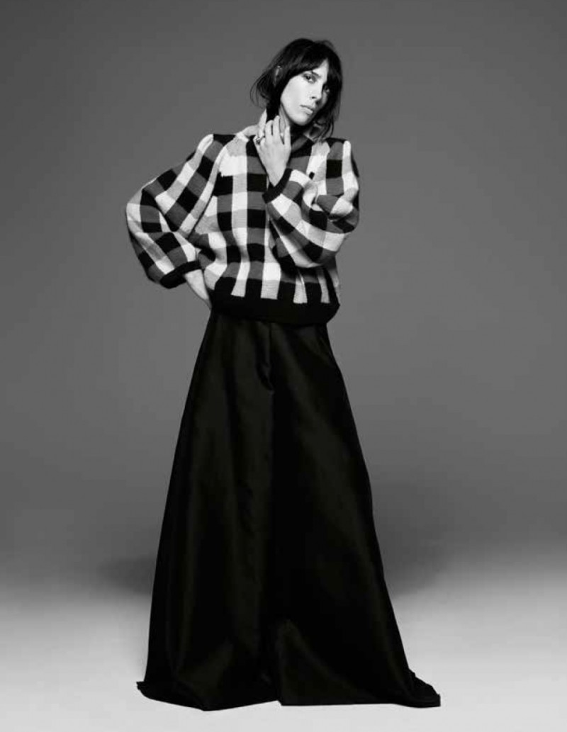 Jamie Bochert By Sofia Malamute For Vamp Magazine Fall-Winter 2015 (3)