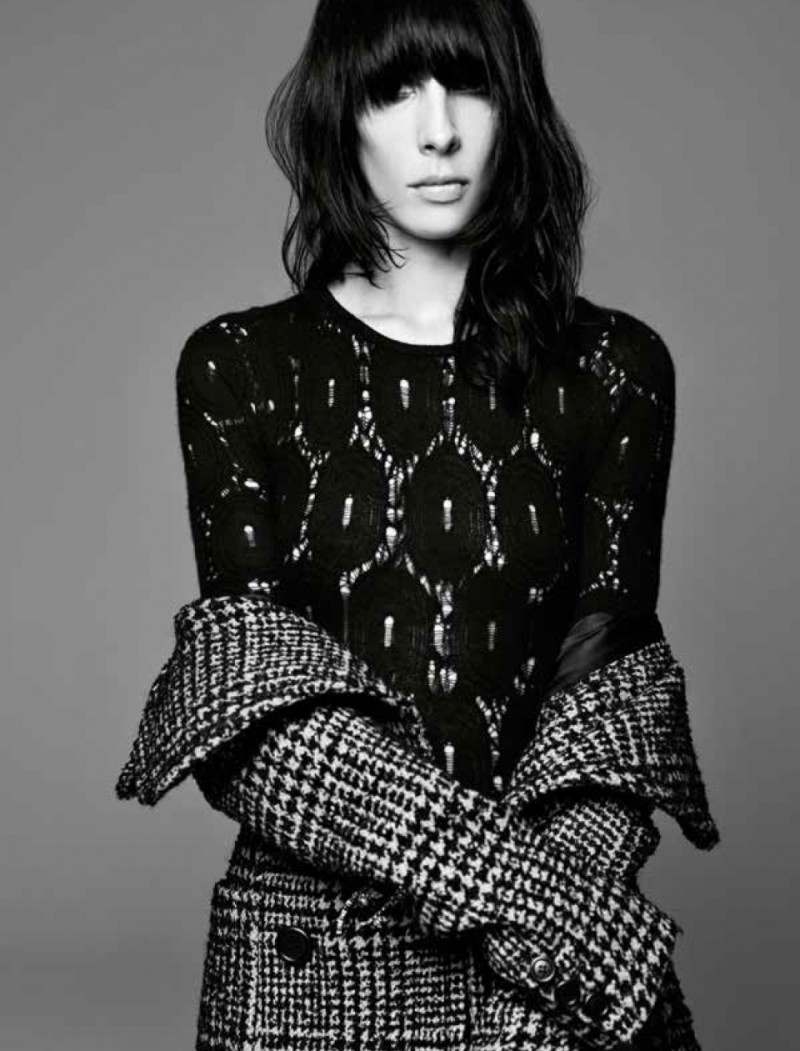 Jamie Bochert By Sofia Malamute For Vamp Magazine Fall-Winter 2015 (4)