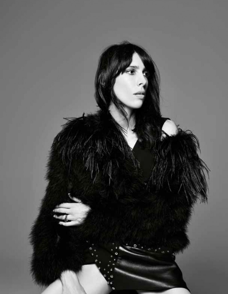 Jamie Bochert By Sofia Malamute For Vamp Magazine Fall-Winter 2015 (7)