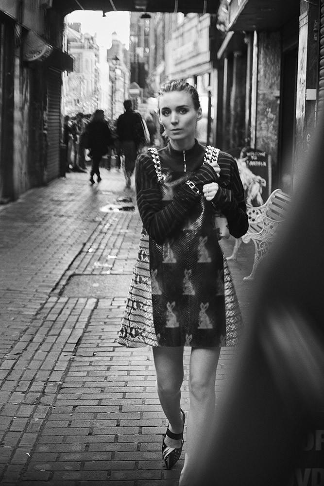 Rooney Mara By Peter Lindbergh For Interview Magazine November 2015 (7)