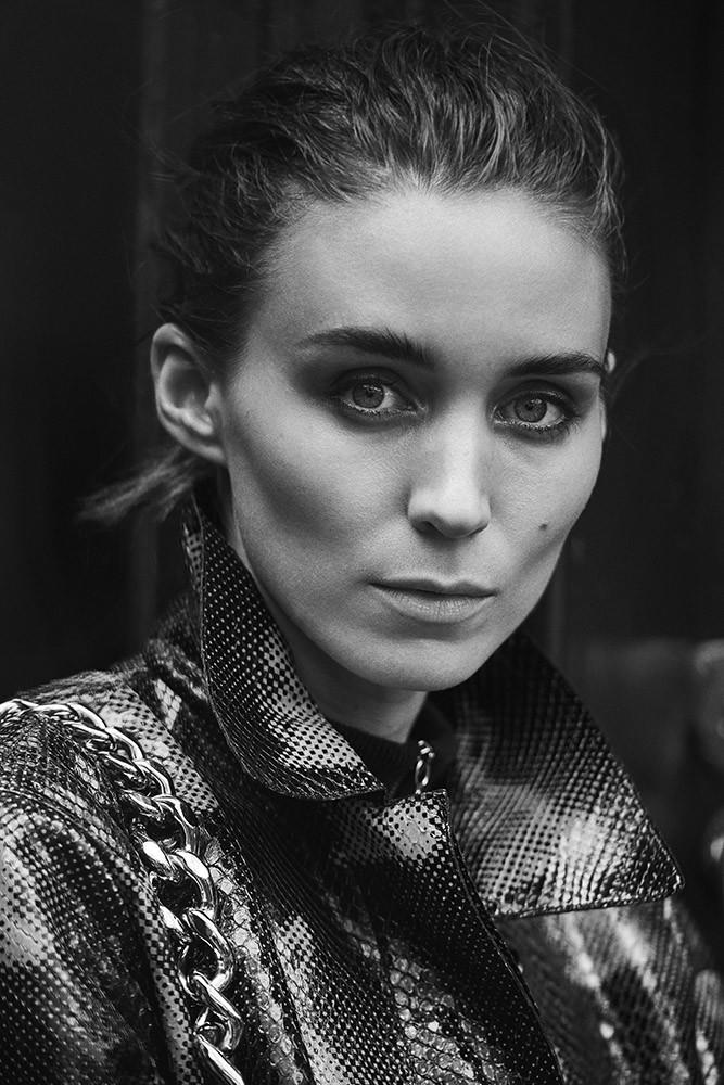 Rooney Mara By Peter Lindbergh For Interview Magazine November 2015 (8)