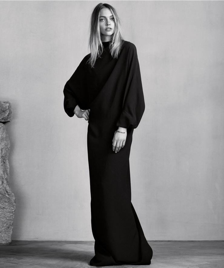 Sasha Pivovarova by Erik Torstensson for Porter Magazine Winter 2015 (2)