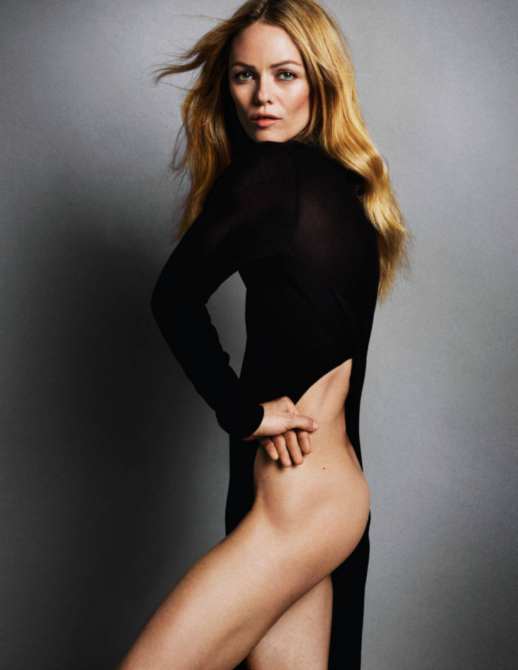 Vanessa Paradis by Inez van Lamsweerde & Vinoodh Matadin for Vogue Paris December-January 2015-2016 (2)