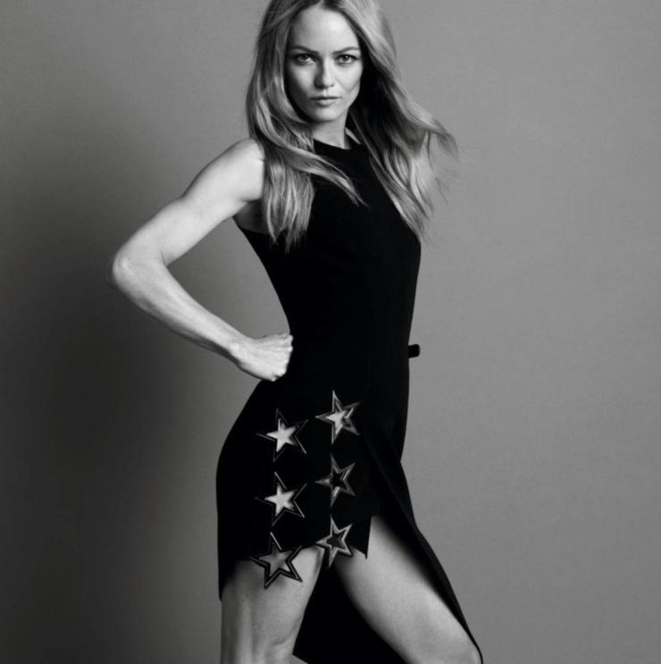 Vanessa Paradis by Inez van Lamsweerde & Vinoodh Matadin for Vogue Paris December-January 2015-2016 (5)