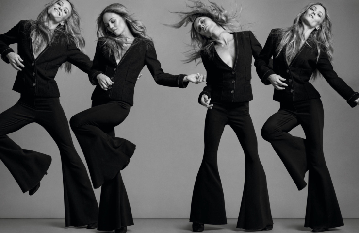 Vanessa Paradis by Inez van Lamsweerde & Vinoodh Matadin for Vogue Paris December-January 2015-2016 (6)