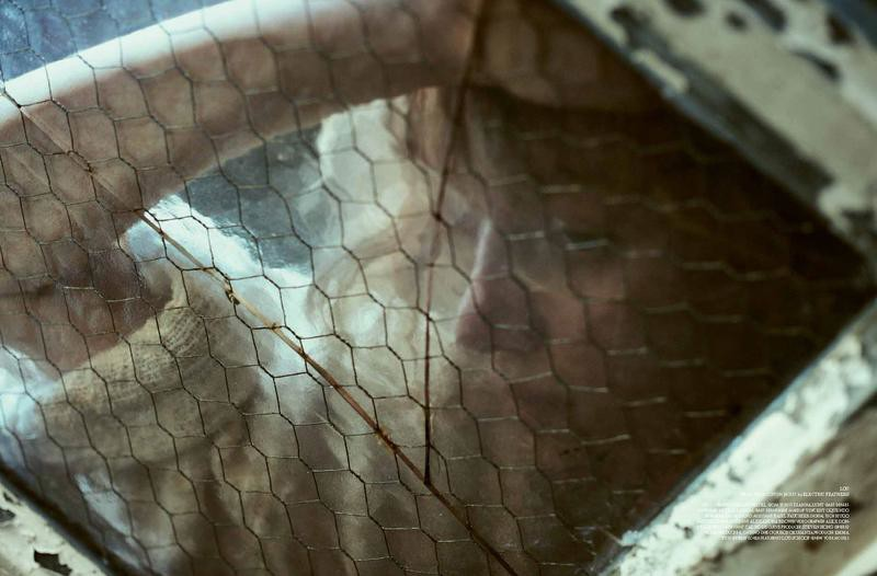 Vulnerability Lou Schoof By Diego Uchitel For Monrowe Magazine December 2015 + Video (4)