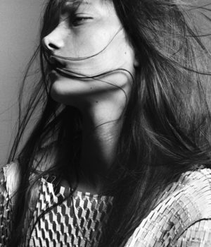 YUMI LAMBERT BY DAVID FERRUA FOR GLASS MAGAZINE FALL 2015