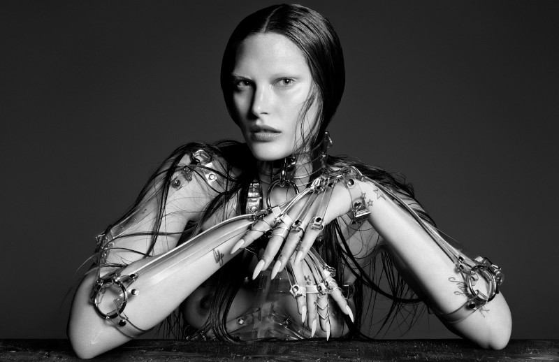 Catherine McNeil By Tim Richardson For Models.com Icons (1)