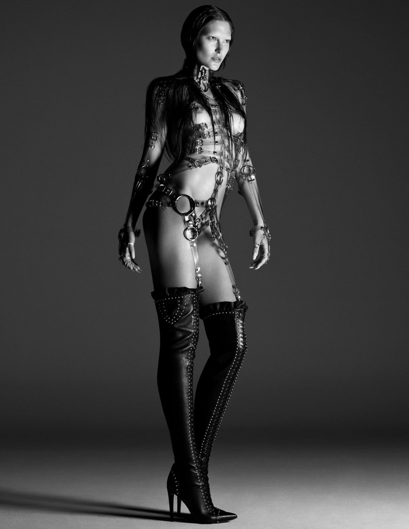 Catherine McNeil By Tim Richardson For Models.com Icons (13)