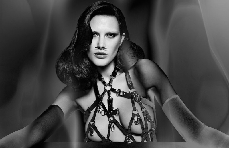 Catherine McNeil By Tim Richardson For Models.com Icons (4)