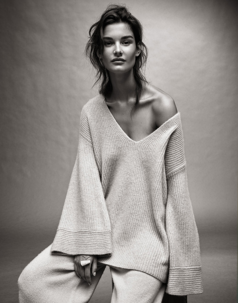 Ophelie Guillermand By Stas Komarovski For Models (5)