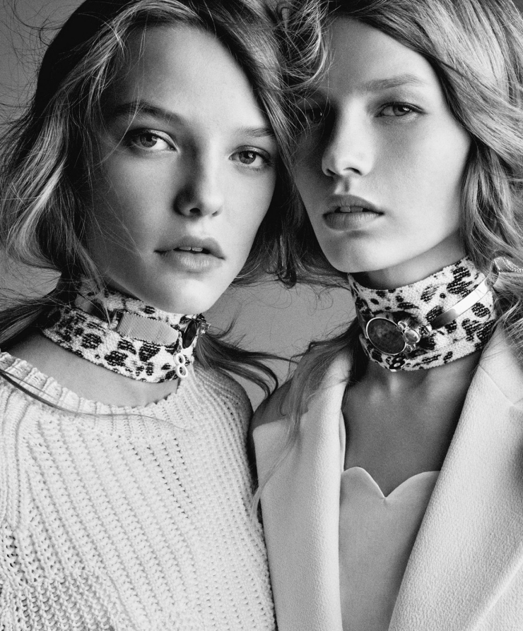 Roos Abels, Maartje Verhoef, Sofia Mechetner by Patrick Demarchelier for Dior Spring Summer 2016 (1)