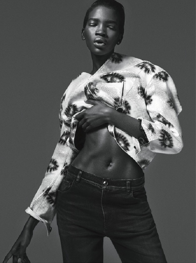 Aamito Lagum By Philip Gay For Styleby Magazine Winter 2015-2016 (9)