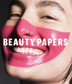 HEATHER KEMESKY BY LIZ COLLINS FOR BEAUTY PAPERS FEBRUARY 2016 GAME FACE