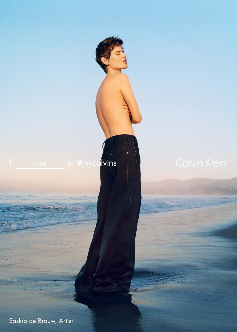 Calvin Klein Spring 2016 Global Campaign_Saskia de Brauw (1)