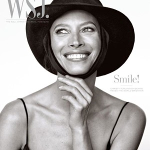 Christy Turlington By Mikael Jansson For WSJ Magazine March 2016