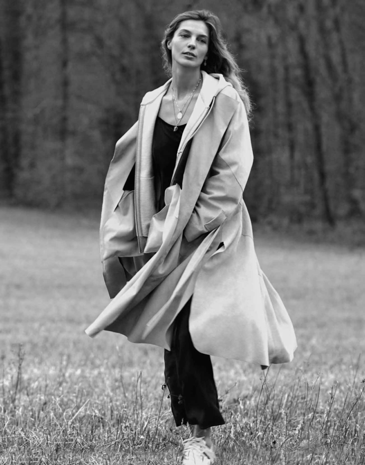 Daria Werbowy by Vanmossevelde + N for Marie Claire France March 2016 (10)