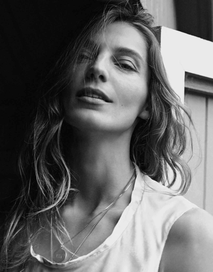 Daria Werbowy by Vanmossevelde + N for Marie Claire France March 2016 (9)