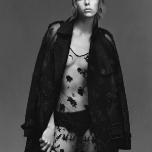 Edie Campbell By Iango & Luigi For Vogue Japan April 2016
