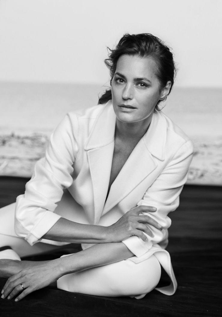 Giorgio Armani New Normal Spring-Summer 2016 Ad Campaign_Peter Lindbergh_Eva Herzigova, Nadja Auermann, Stella Tennant, Yasmin Le Bon (3)