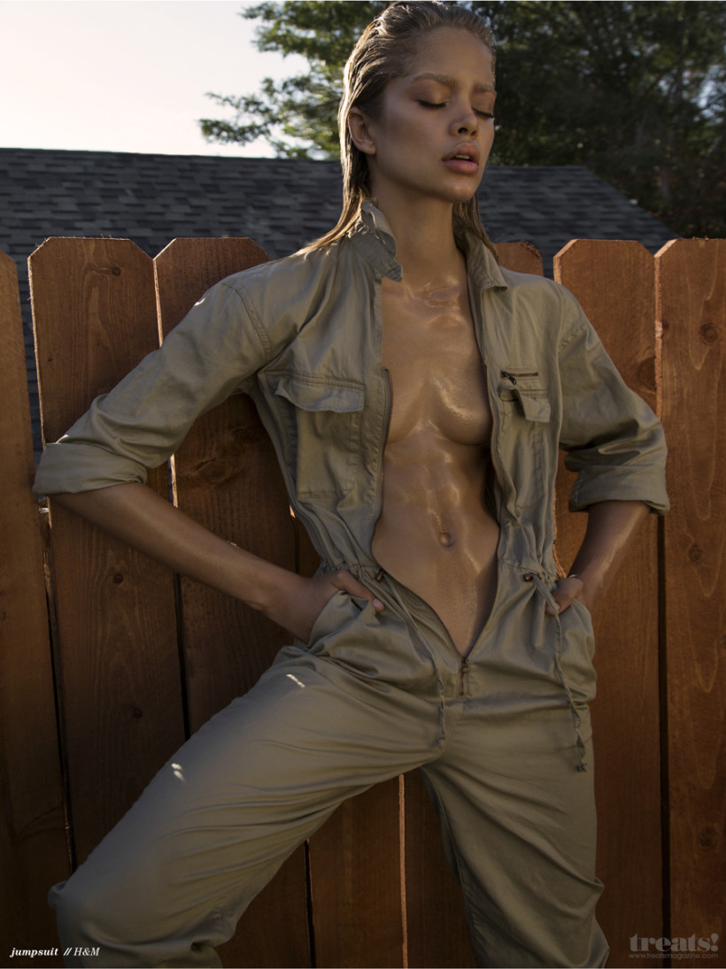 Jasmine Sanders by Tony Duran For Treats! Magazine No. 10 (12)